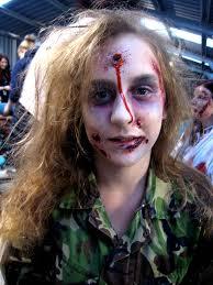 halloween zombie makeup ideas yorkshire scare grounds u2013 halloween 2012 becky bizarre makeup artist