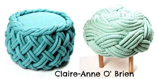 Knitted Cushions With Buttons How Crochet And Knitting Have Influenced The World Of Decor