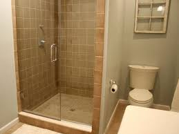 Shower Designs For Small Bathrooms Best Tile Shower Ideas For Small Bathrooms With Ideas About