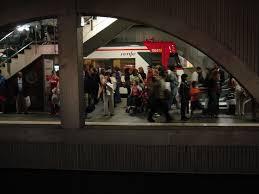 Estación de Plaza de Cataluña