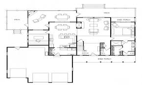 beauteous 70 modern ranch home plans inspiration design of 10