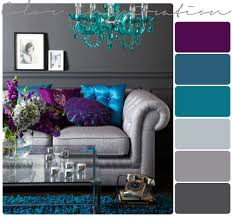 Teal And Purple Bedroom by 26 Amazing Living Room Color Schemes Casablanca Master Bedroom