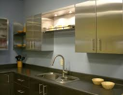 Stainless Steel Kitchen Pendant Light by Kitchen Stainless Steel Kitchen Cabinets Countertop Design