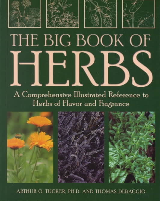 Image result for the big book of herbs arthur tucker