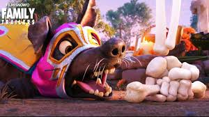 Scary Godmother Halloween Spooktacular Trailer by Disney Pixar U0027s New Coco Short Features An Adorable Puppy And A