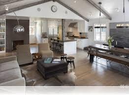 open plan kitchen living room ideas boncville com