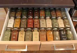 Best Spice Racks For Kitchen Cabinets Kitchen Spice Drawers Dresser With Drawer Organizers Cabinets