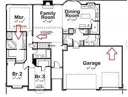 house floor plans bedroom bath story and bedroom bath house plan