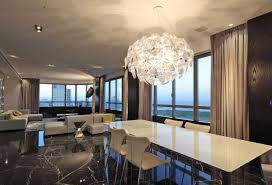 chandelier awesome modern dining room chandelier best best