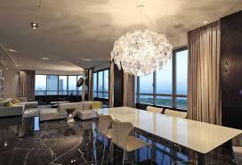 chandelier awesome modern dining room chandelier modern