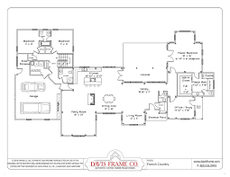 15 inspiring floor plan of a one story house with four best open
