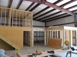 Shop With Living Quarters Floor Plans Design Metal Barns With Living Quarters For Even Greater Strength