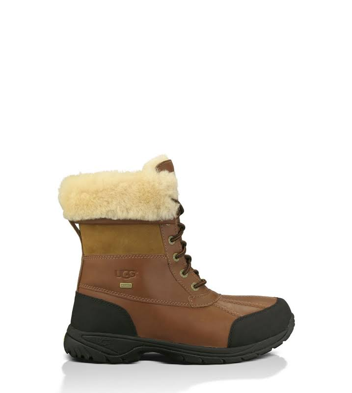 UGG Australia Butte Worchester Leather Winter Boots 5521-WRCH