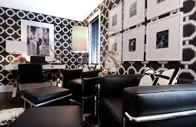 White Home Interiors How To Decorate In Black And White
