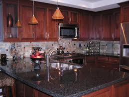 I Have A Bay Window In My Kitchen I Plan On Getting Rid Of The - Kitchen backsplash ideas dark cherry cabinets