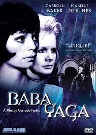 Baby Yaga Devil Witch (1973) Baba Yaga
