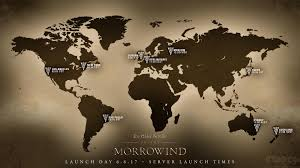 Bal Foyen Treasure Map 1 Eso Morrowind Exact Launch Time Revealed