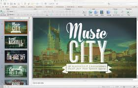 Powerpoint Portfolio Examples How To Turn A Powerpoint Presentation Into A Video Ethos3 A