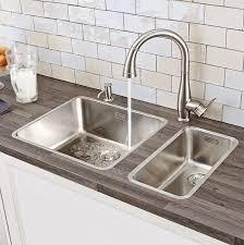 parkfield single handle pull down kitchen faucet amazon com