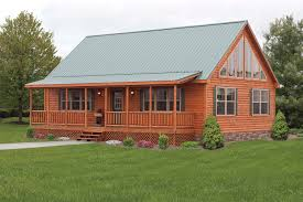 Single Story House Styles Mountaineer Deluxe Cozy Cabins Llc