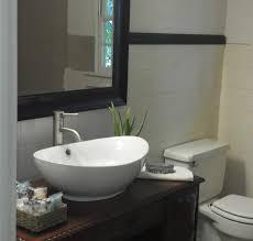 Bathroom Vanities Inexpensive bathroom vanity with vessel sink 4 steps with pictures