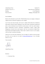 Cover Letter Closing Statement Sample For Cover Letter Templates