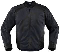 best motorcycle riding jacket icon overlord textile jacket revzilla