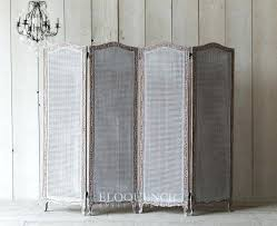 room dividers partitions vintage oriental style floral folding