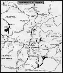 Colorado Unit Map by Tamarron Vacation Rentals Durango Colorado Durango Vacation