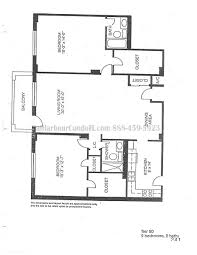 Condominium Floor Plans The Plaza Condo Bal Harbour The Plaza Condos For Sale 10185