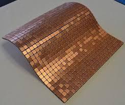 Tile Kitchen Backsplash by Best 25 Copper Backsplash Ideas On Pinterest Reclaimed Wood