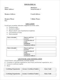 Student Resumes For First Job by Download Student Resume Format Haadyaooverbayresort Com