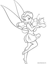 fantasy world of disney fairies 20 disney fairies coloring pages
