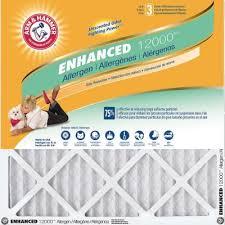 slickdeals home depot black friday 4 pack arm u0026 hammer odor allergen u0026 odor control fpr 6 air filters