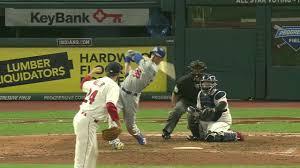 Lumber Liquidators Tampa Dodgers Kershaw Defeat Indians Bellinger Hrs Mlb Com