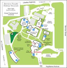 Map Of Waikiki Getting Here U2013 Bishop Museum