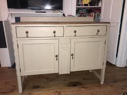 furniture kitchen hutch buffet distressed sideboard