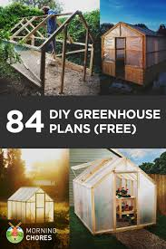 Blueprints To Build A House by 84 Diy Greenhouse Plans You Can Build This Weekend Free