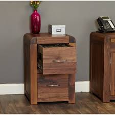 2 Drawer Oak Wood File Cabinet by File Cabinet Ideas Walnut Filing Cabinet 2 Drawer To Organize