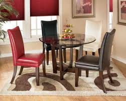Large Dining Room Tables by Dining Room Awesome Glass Table Set For An Elegant Dining Room