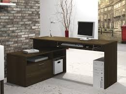 bestar modula and white l shaped desk