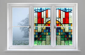 stained glass door film elegant decorative films llc