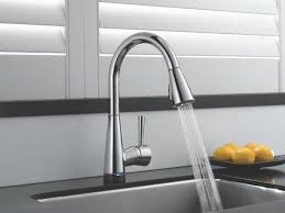 Grohe Concetto Kitchen Faucet by Touchless Kitchen Faucet Kohler Faucet Ideas