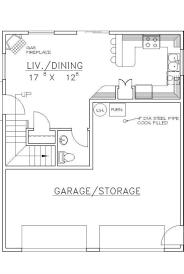 Floor Plan 2 Bedroom Apartment House Plan 039 00393 951 Square Feet 2 Bedrooms 1 5 Bathrooms