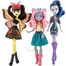 monster casta fierce doll walmart