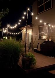 diy outdoor party lighting 17 best ideas about outdoor party