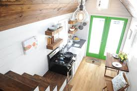 Tiny House Interior Images by This Nestea Themed Tiny House Is Coming To Boston