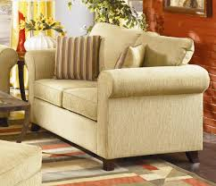Chocolate Living Room Furniture by Chenille Fabric Modern Livng Room Barrett U456 Butter