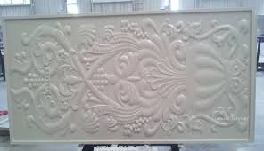 decorative 3d wall art panels with natural stone design are just