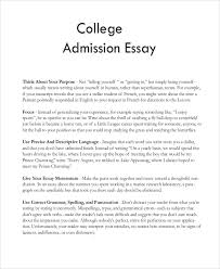 Write a great college admissions essay that will get you noticed Design Synthesis